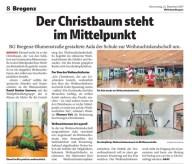 VN Heimat Bregenz 21.12.17 Christbaum