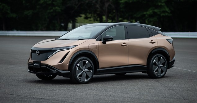 Nissan Electric vehicle