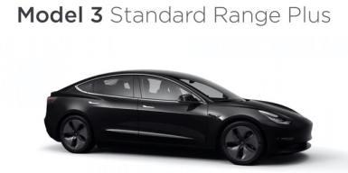 model 3 standard range