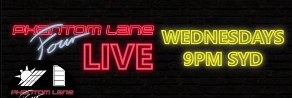 Phantom lane four