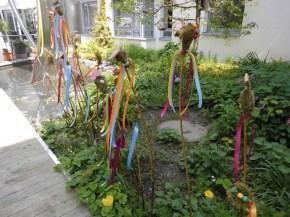 Gartenstecker