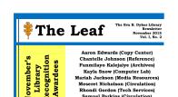 leaf nov