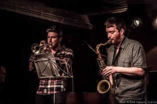 Vincent Thekal + trumpet