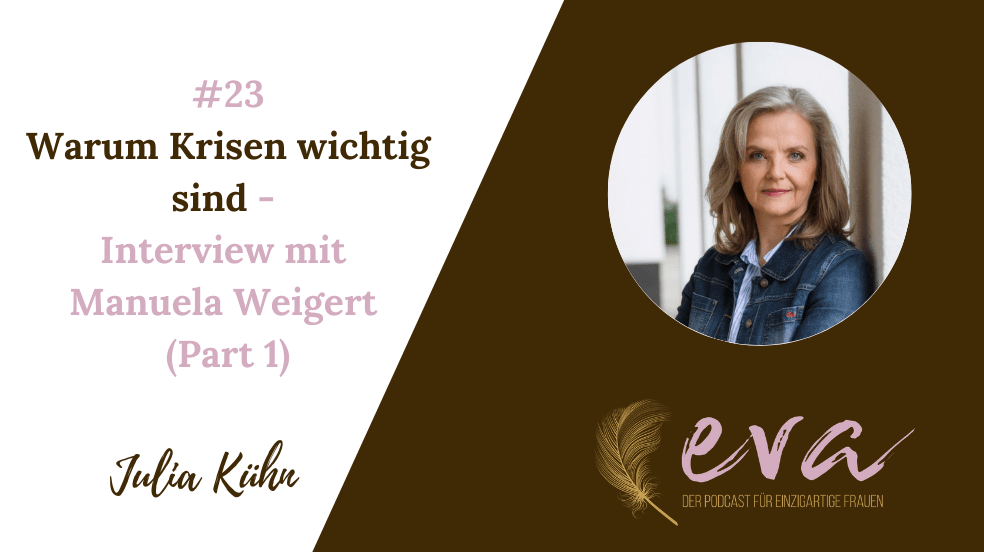 Podcastimage Julia Kühn Folge 23