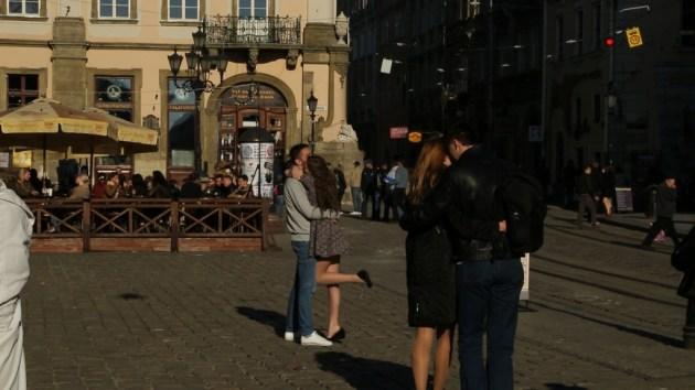 amoureux dans lviv