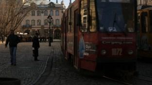 lviv et ses tramways