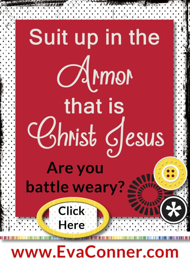 Armor that is Jesus Christ