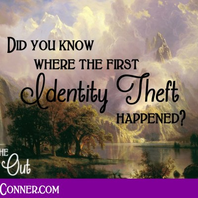 Fear. Must. Go. Revealing the True Identity Theft Problem.