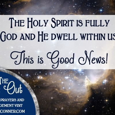 Daily Prayer – Holy Spirit, Fully God