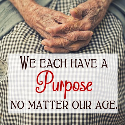 Daily Prayer – We All Have A Purpose