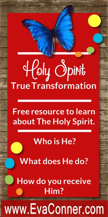 Holy Spirit - True Transformation