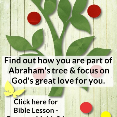Romans 11:11-24 – Abraham's Tree