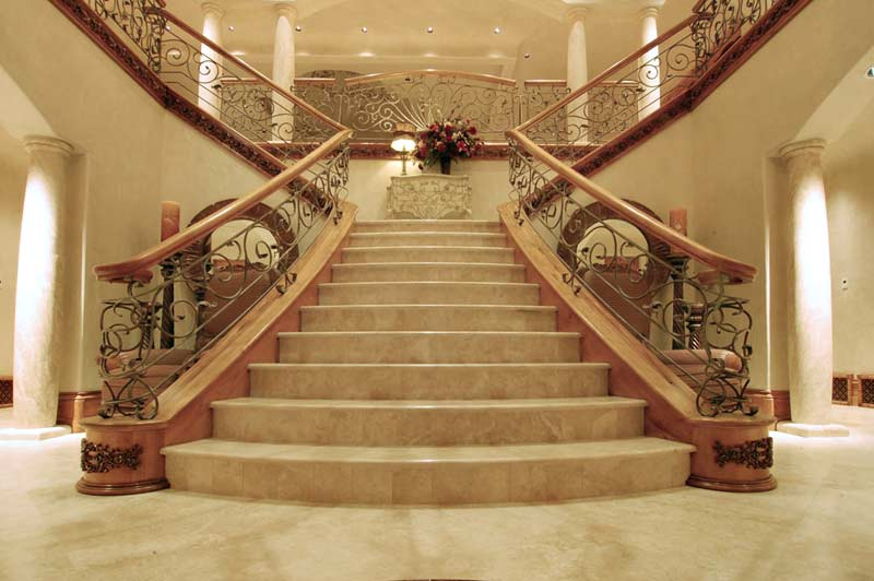 Luxury Stair Railings Ideas
