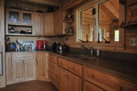 Unfinished Oak Kitchen Cabinets