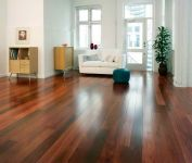how to install laminate flooring room to room