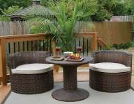 Small Patio Furniture Sets for Outdoor Chairs & Tables