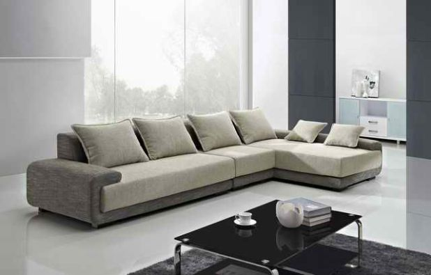 Modern Sofa Design Small L Shaped Set For Living Room Eva