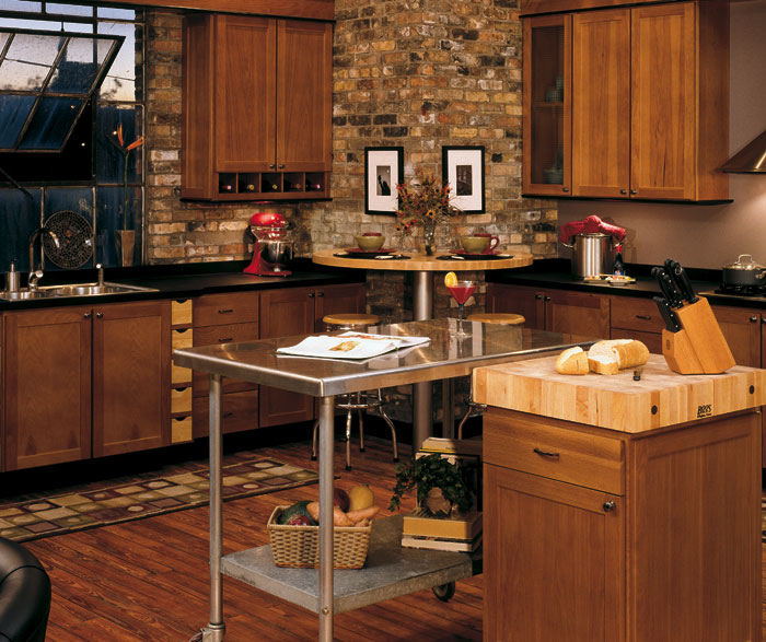 Kitchen Cabinets Denver Co: 20 Rustic Hickory Kitchen Cabinets Design Ideas