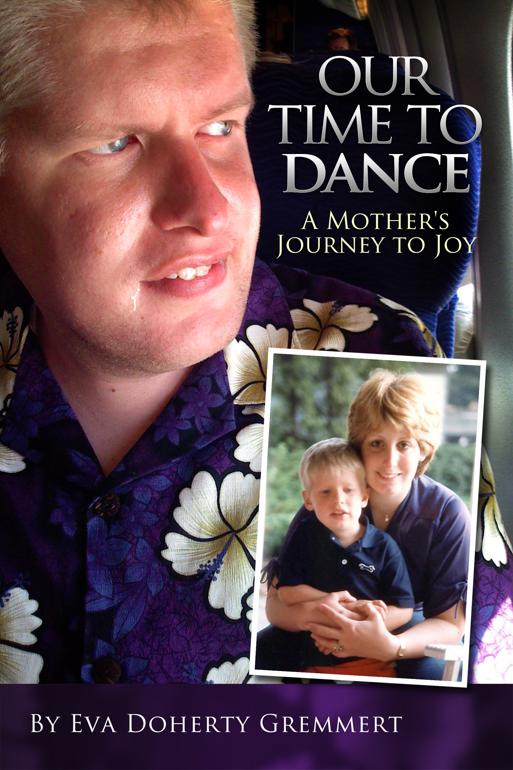 "Amazon has ""Our Time To Dance, A Mother's Journey to Joy"" for sale!"