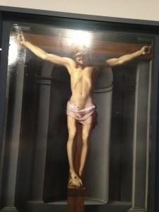 Agnolo dit Cosimo dit le Bronzino, Crucifixion, vers 1540