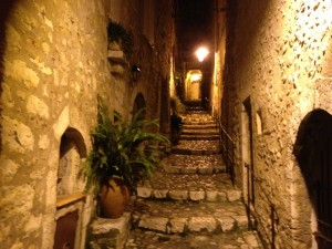 Saint-Paul de Vence Nuit octobre 2013