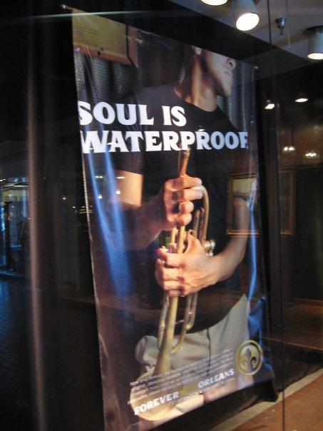 New Orleans: Soul is Waterproof