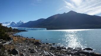 Sun Perito Moreno