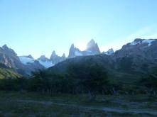 Sun mountains Argentina