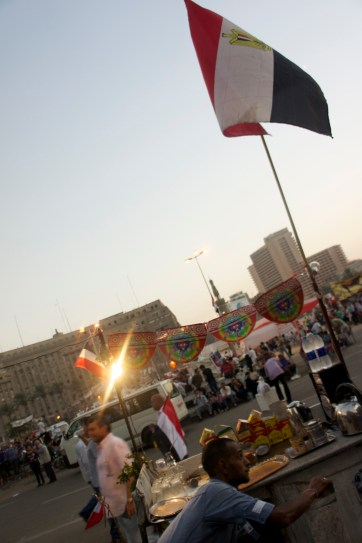Marchand place Tahrir