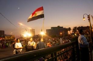 Iftar place Tahrir