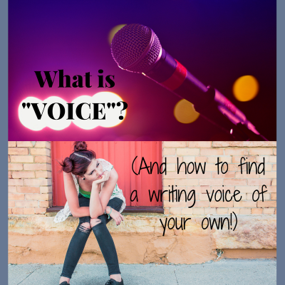 "What Is ""Voice""? (And How to Find a Writing Voice of Your Own)"