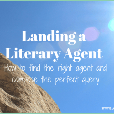 Landing a Literary Agent:  New Online Course!