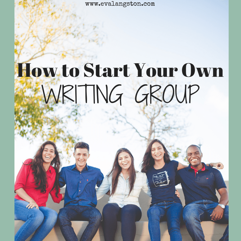 How to start your own writing group and make it successful.