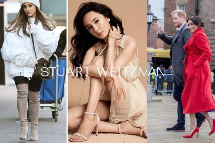 stuart weitzman 5050膝上靴,56折買到歐美穿搭必備的顯瘦鞋履單品!