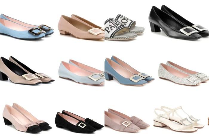ROGER VIVIER 歐美直寄台灣好價格,貴婦牌穆勒鞋/高跟鞋/涼鞋一定要入手的精品鞋