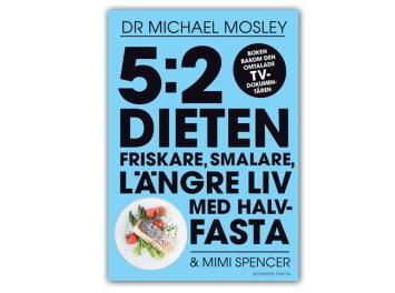 5:2 dieten var fettskrämd