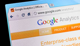 Analítica web con google analytics