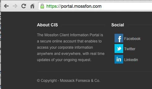 portal mossfon