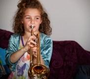 Ibia y la trompeta