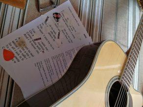 La Música y yo y mi guitarra