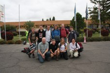 Arrival at Kilimanjaro airport
