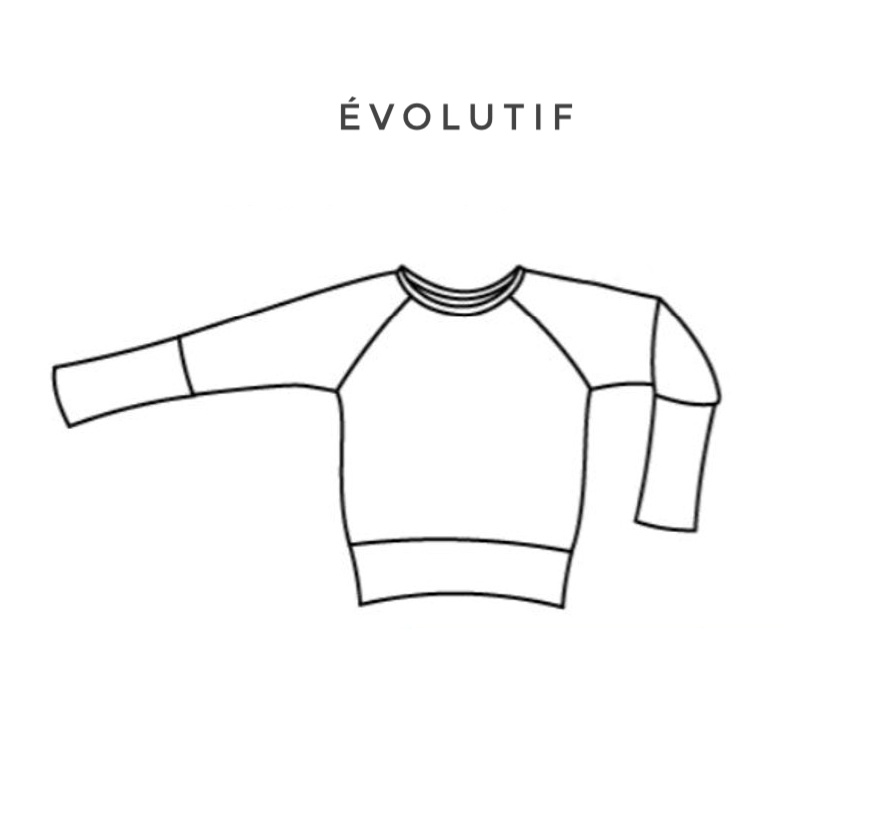 sweat evolutif