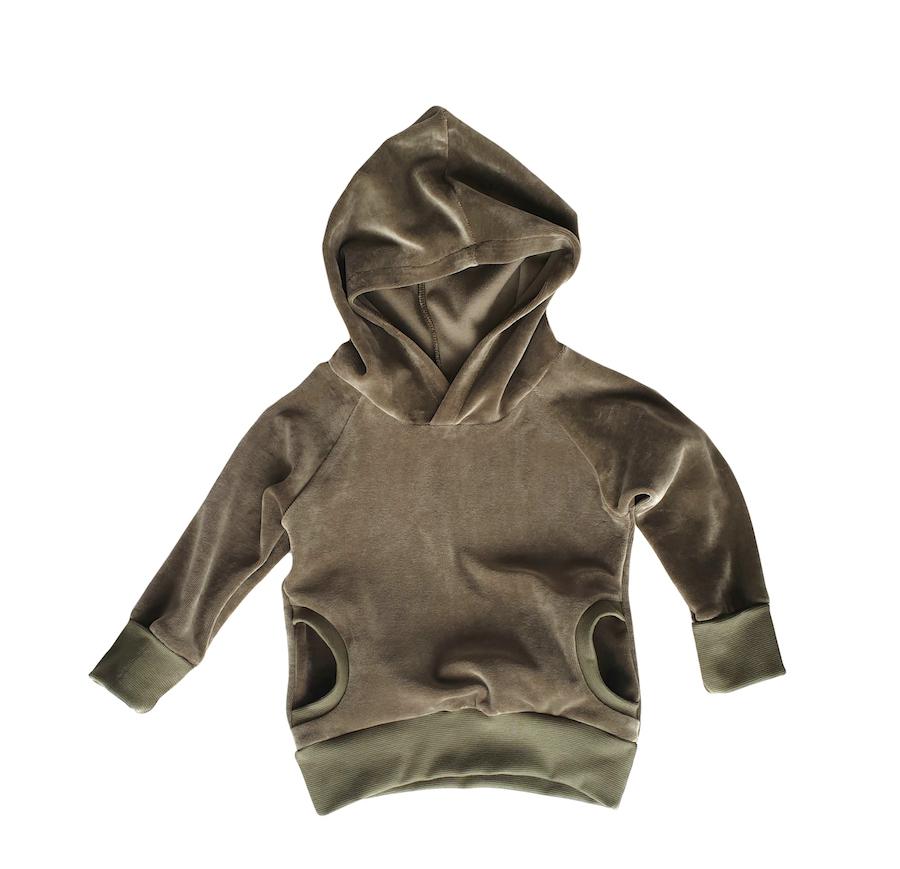 hoodie-velours-olive-evamia