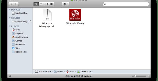 Installer des jeux et logiciels Windows sous Mac OS X
