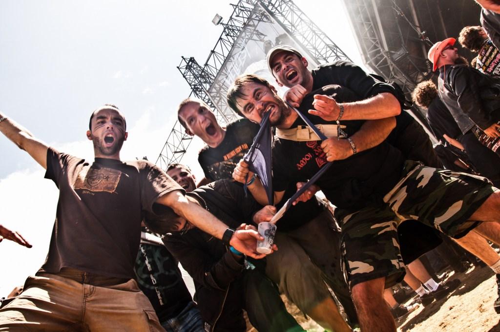 Hellfest 2011 par Evan FORGET / Clisson