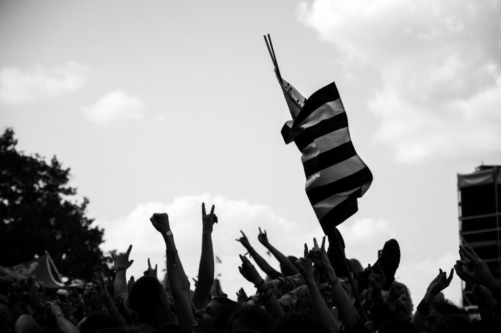 Noir et blanc - Concerts par Evan FORGET