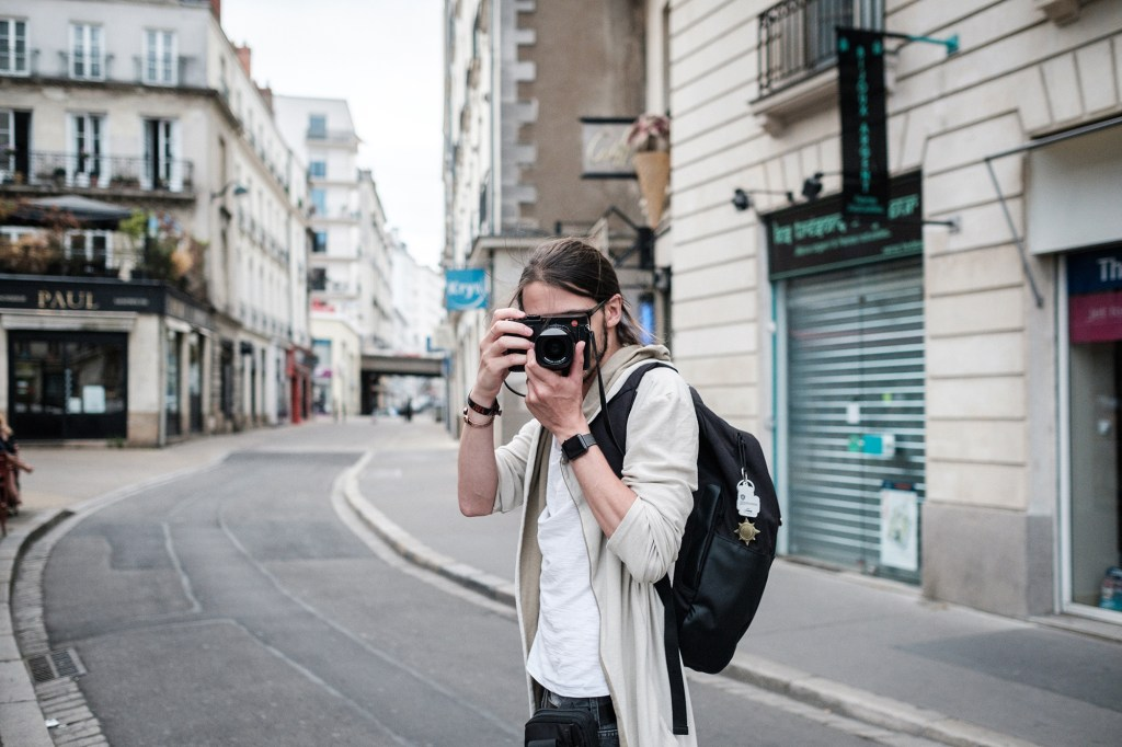 evan forget photographe sur nantes hellfest leica q type 116