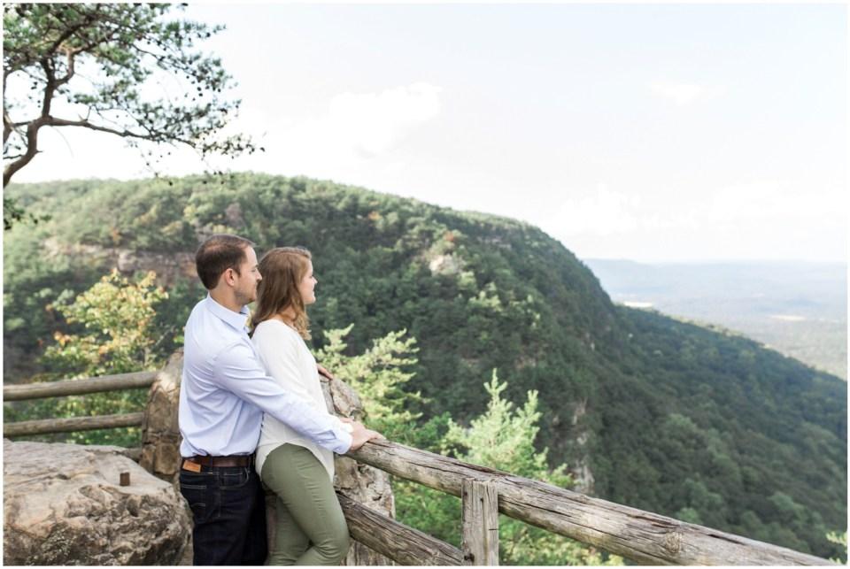 Cloudland Canyon Engagement