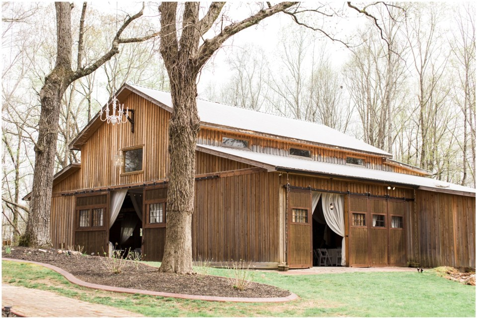 Wheeler House Barn Wedding