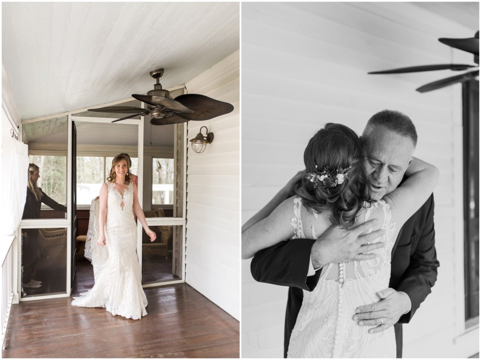 Wheeler House Photographer Father Daughter